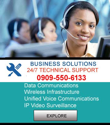Managed ICT sevices, LAN, WAN, Wireless, Voice and IP surveillance sultions company in Nigeria